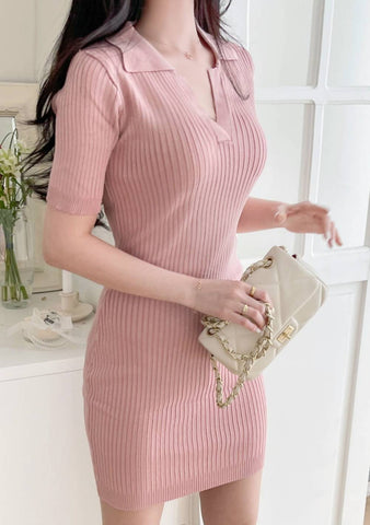 More Than Love Knit Dress