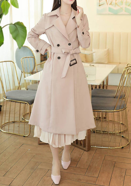 Everything About Me Trench Coat