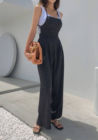 Your Reputation Ribbed Jumpsuit