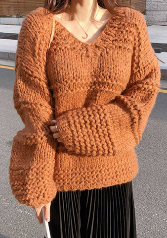 Castle Rock Cable Knit Sweater