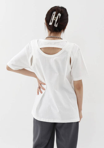 Flying T-Shirt [Ivory]