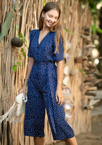Dotted Jumpsuit