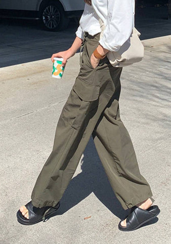 Sharing My Opinions Wide Pants