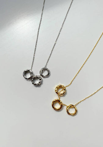 Academy Pendant Necklace