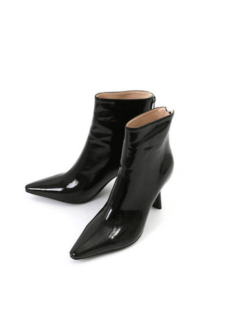 Angelic Allusion Heels Boots