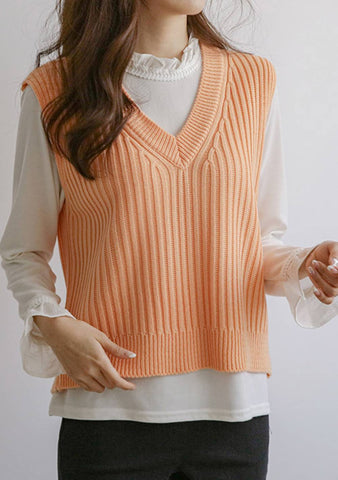The Moment To Live Knit Vest