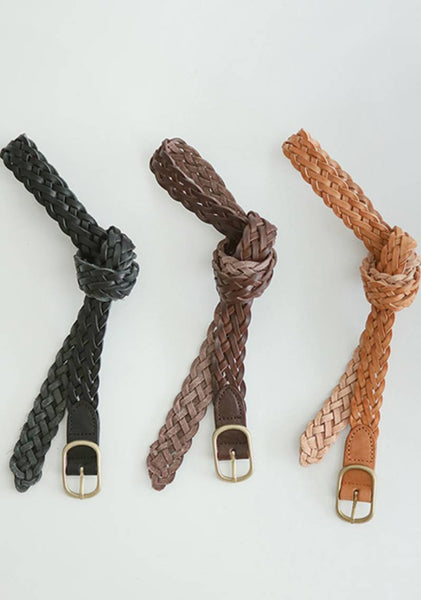 Arty Touch Twist Belt