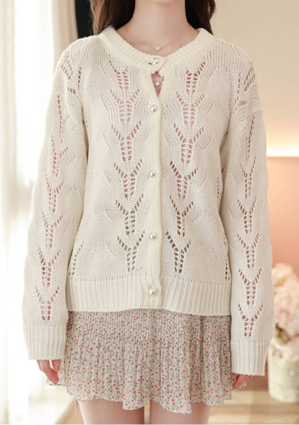 How To Walk Away Knit Cardigan