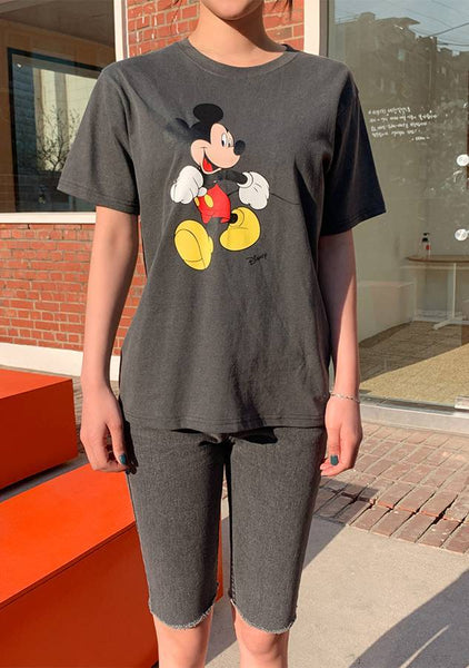 Looking For Connection Mickey T-Shirt