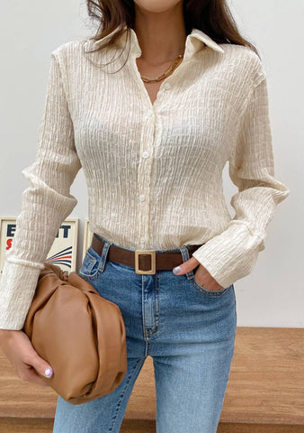 Tanisha Texture Shirt