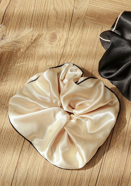Beauty In Silk Scrunchie