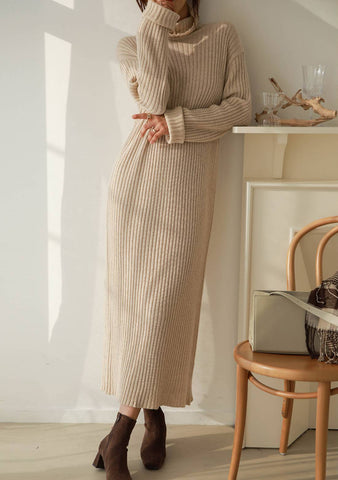 A Celebration Knit Dress
