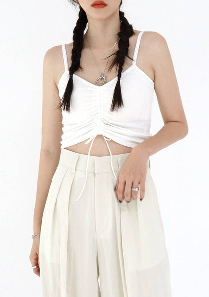 Rarara String Top [Ivory]
