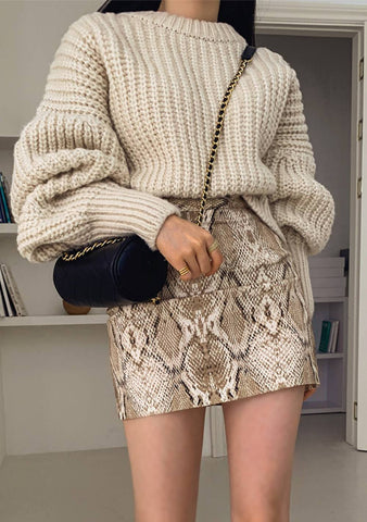 Every Day Is A Fall Day Knit Sweater