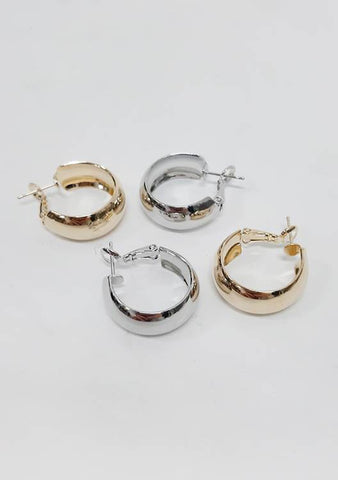 Rising Hoops Earrings