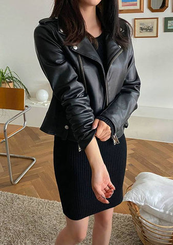 Perfect Essential Leather Jacket