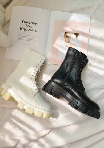 Ride My Wave Ankle Boots