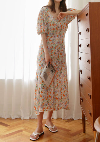 Something You Can Not Replace Flower Dress