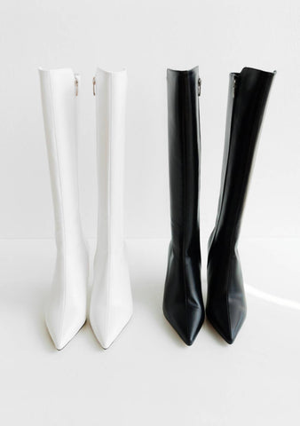 The Artist Of Your Own Life Knee-High Boots