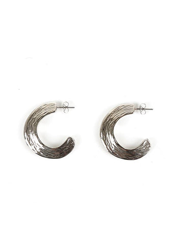 Finally Dare Hoops Earrings