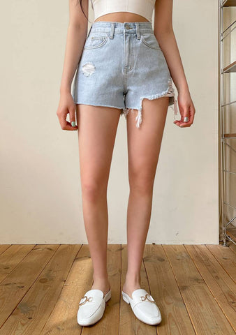 Sweet Adventure Denim Shorts