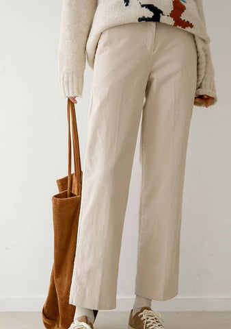 City Dreams Corduroy Pants