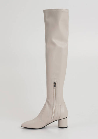 Just A Reminder Knee-High Boots