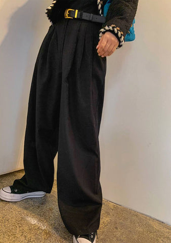 Better In Time Wool Slacks