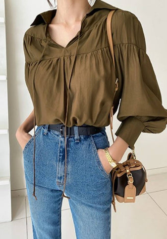 Just My Opinion Blouse