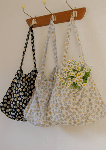 Flowers Just For Fun Eco Bag