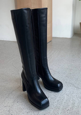 What Do You Think Knee-High Boots