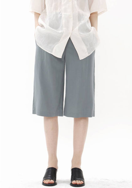Arco Bermuda Pants [Mint Grey]
