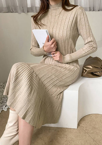 Trying To Imagine Ribbed Knit Dress