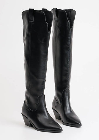 Anything Else Knee-High Boots