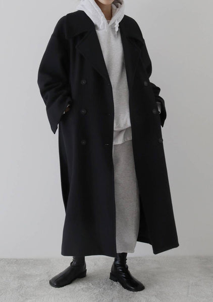 Crush Long Coat
