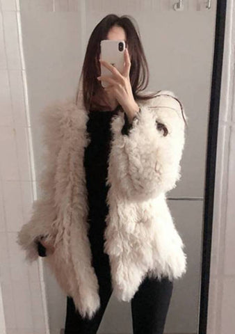 Million Little Things Furry Jacket