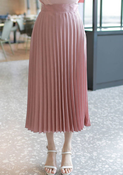 Indian Summer Pleated Skirt