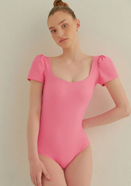 Inspire The Imagination Puff One Piece (Pink)