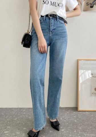 Ancient Legend Straight Denim Jeans