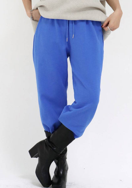 Slush Jogger Pants [Blue]