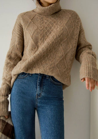 And So Together Knit Sweater