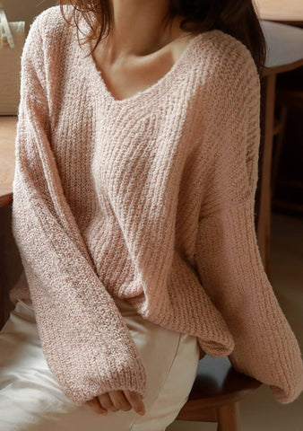 Be Lost In Hope Knit Sweater