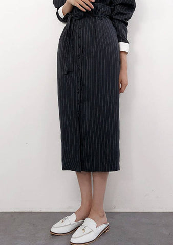 Process Of Becoming Stripes Skirt