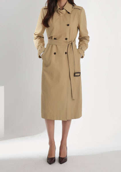 Haelynn Trench Coat