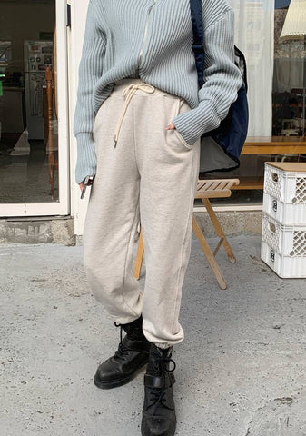 Extremely Close Soft Jogger Pants
