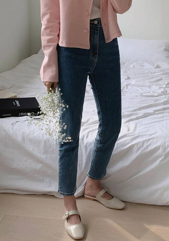 Stylish Pick Denim Jeans