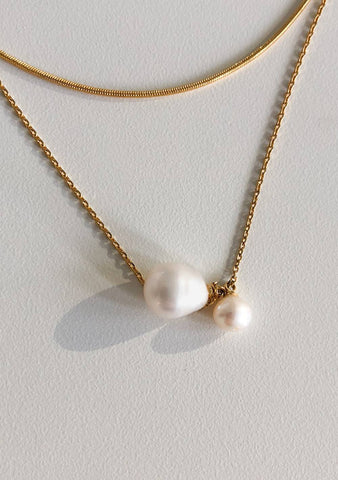 Universe Of Pearls Necklace