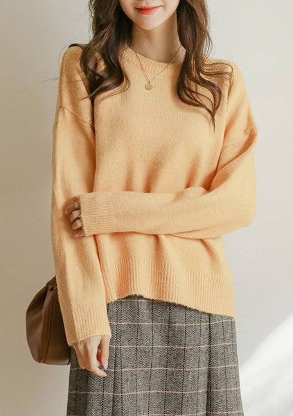 Life Goes On Color Knit Top