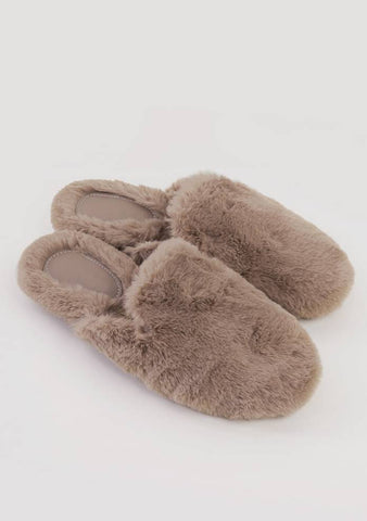 Fast And Furry Slippers Shoes