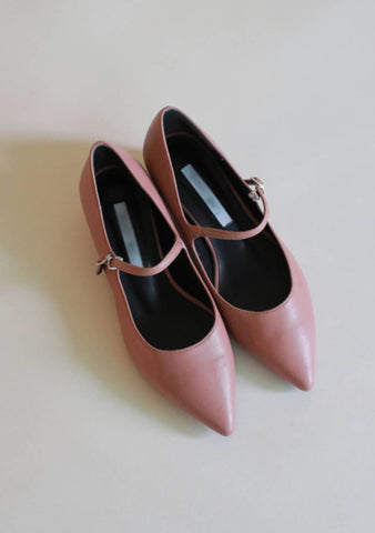 Beautiful Kind Of Fear Pointed Shoes